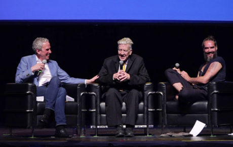 David Lynch and Russell Brand in Conversation