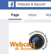 facebbok page snippet with small fb logo
