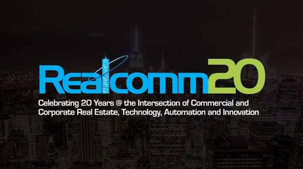 Realcomm Conference Live 2018
